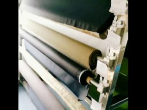 100% antistatisches Polyestergewebe mit leitfähigem Garn