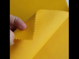 100% Polyester Material Oxford PVC Laminierung Rucksack Stoff