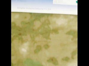 1000D Nylon Oxford wasserdicht Camouflage PU beschichtetes Gewebe
