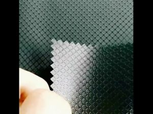 200D * 400D wasserabweisendes Nylon-Ripstop-Oxford-Gewebe für Rucksack