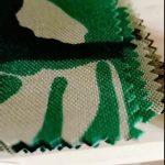 2018 heißes 100% Polyester-Vlies Dichte gebundene Jersey-Jacke Stoff