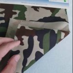 Tarnmuster 80/20 Baumwolle Polyester Twill Stoff für Militäruniform