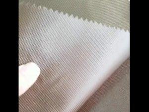 China Lieferant 1680D Polyester PU beschichtete Oxford Stoff für Rucksack