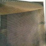Hochwertiges Polyester-Kettengewirk aus Polyestergewebe mit einem Gewicht von 380 g / m²