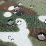 Tarndruck Stoff Zelt oder Militär Tuch
