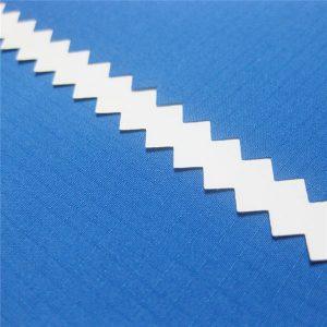 100% Polyester Dobby Grid Jacquard Pongee Stoff mit wasserdichten Pu beschichtet für Jacke oder Sportbekleidung