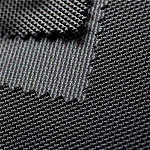 China-Gewebe-Marktgroßhandel Mittlerer Osten, der twist ballistischen Nylon 1680D imprägniern Oxford-Außengewebe für Taschen färbt