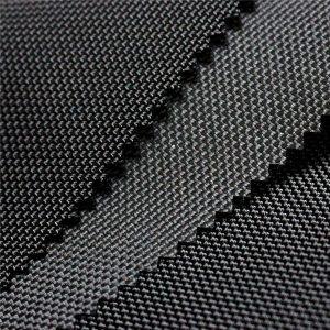 durchstoßfest pu beschichtete 1680d Ballistik Nylon Stoff für Taschen Rucksack