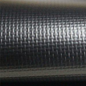 590gsm 0.44mm 1000D * 1000D 20 * 20 glatt irgendeine Farbe PVC beschichtete Polyester-Gewebe-Planen-Gewebe für Abdeckung, LKW-Abdeckung, Festzelt