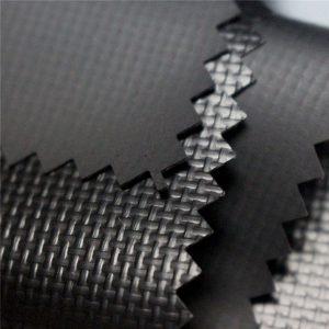 590gsm 0 44mm 1000d * 1000d 20 * 20 glänzende farbe pvc beschichtete polyester stoffplane stoffabdeckung, lkw-abdeckung, festlegesattel