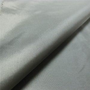 Schirmmaterial 100% Polyester-Kalandertaft-Gewebe