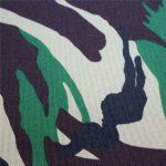 Oxford-Gewebe: Polyester 600d, 300 g / m², einfacher Camouflage-Druck