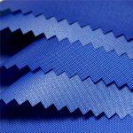 210D Polyester milchig PU-Beschichtung wasserdichtes Oxford-Gewebe