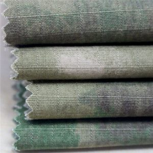 Antistatisches Militärdrucken Ripstop-Baumwollgewebe für Armee-Kleid