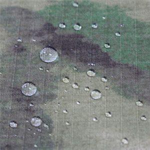 Gewebe-Tarnung des Nylon-Taslan-228t druckte Gewebe / im Freien wasserdichte Nylongewebe taslon