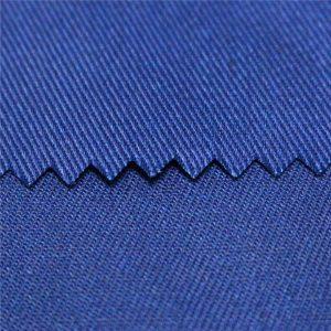 Tc Polyester Baumwolle Uni und Twill aktiv gefärbt und Digitaldruck flammhemmende Arbeitskleidung Stoff Popeline Uniformstoff