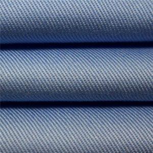 100% Baumwolle Twill kardiert gefärbt uniform Arbeitskleidung Kleidungsstücke Stoff