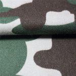 80% Baumwolle, 20% Polyester, feuerfestes Twillgewebe
