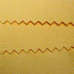 modacrylic Baumwollfleece kontrastierte Jacke Sweatshirt Arbeitskleidung Hi-Vis-Stoff Verkauf