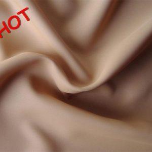 Silber überzogener 190t Polyester-Plaid-Taftstoff für Rucksäcke, Zelt, Autoabdeckung