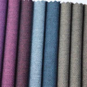 Großhandel Polyester zweifarbige Farbe Oxford Stoff für Taschenmaterial