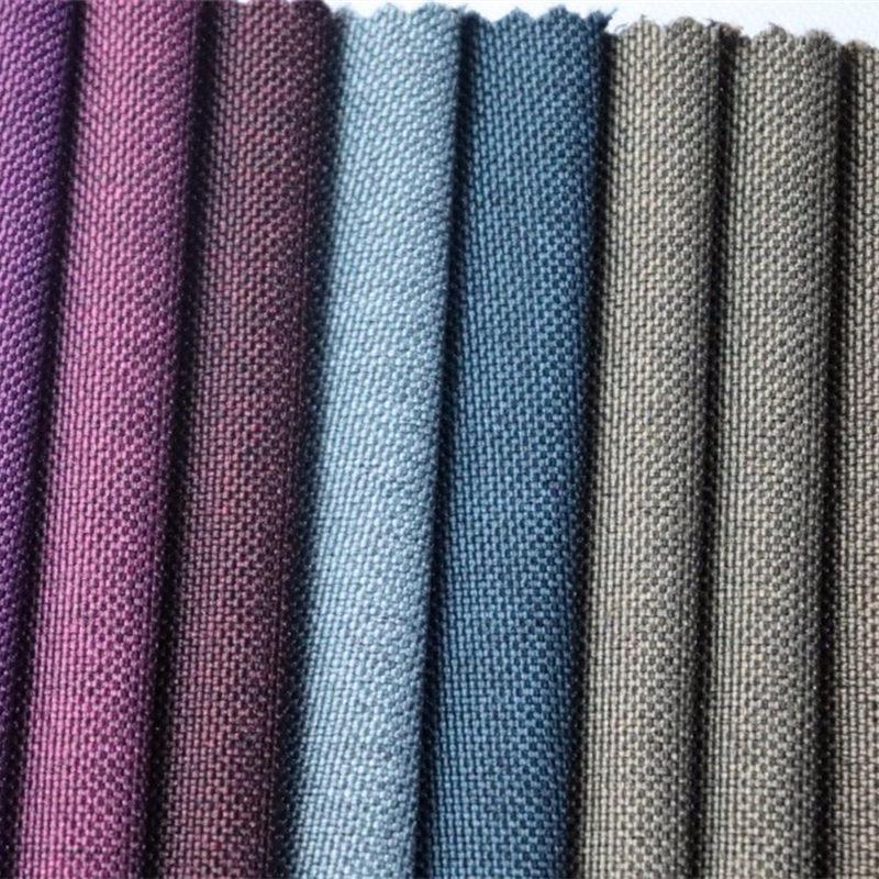 Großhandel-Polyester-zwei-Ton-Farbe-Oxford-Stoff