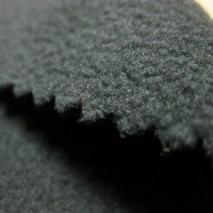 China Großhandel 100% Polyester trockener Passform Fleece-Stoff für den Innenbereich