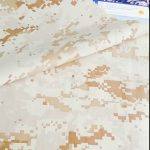 gute Qualität Tarnmuster 100% Nylongewebe militärische Verwendung Sicherheit