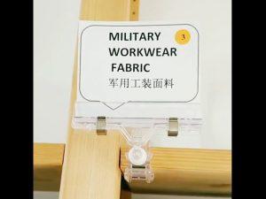 set Männer Zubehör digital camouflage Stoff für Militärjacke