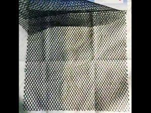 Probeauftrag 100% Polyester Armee Taschen Futter Mesh langlebigen Stoff
